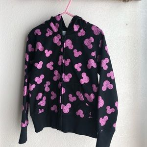 Disney Girls Minnie Mouse Jacket Size S